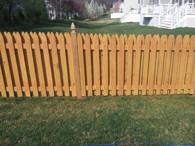 here s why you should buy a wooden fence from us