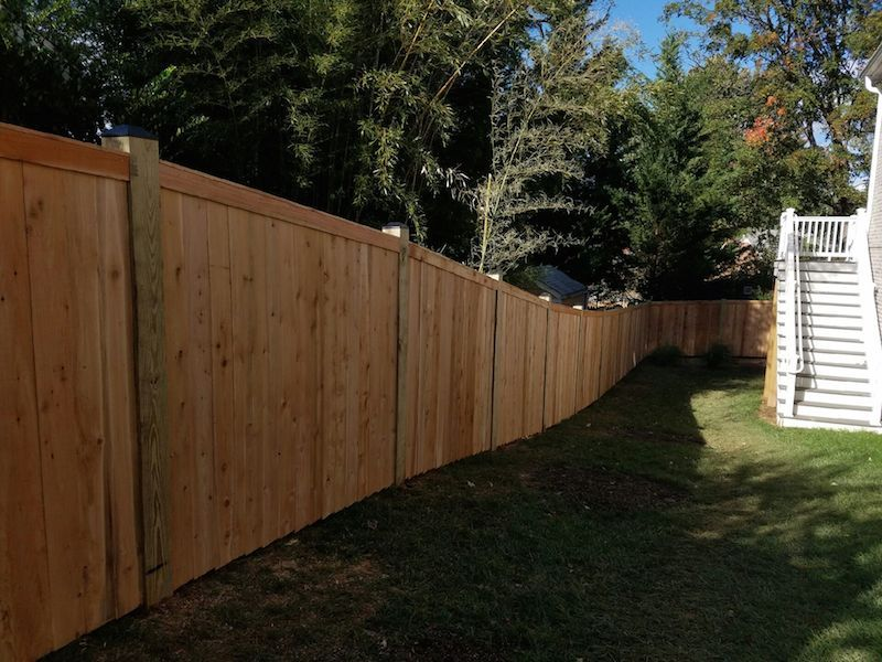what can a cedar fence do for you