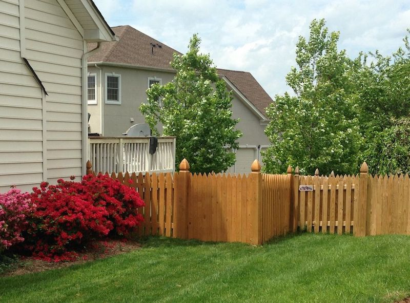 why wood fence installation may be right for your home
