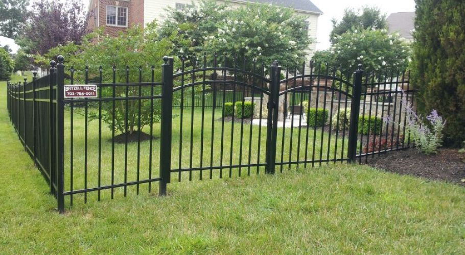 Beitzell Aluminum fence